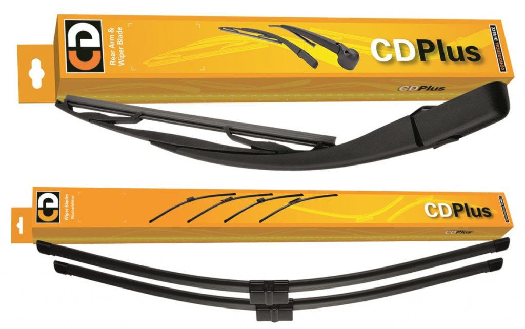 Windscreen wipers offer at R&K Garage